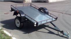 Титан, 2017. Прицеп титан, 750 кг.