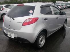 Mazda Demio. DE3FS