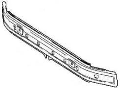 Жесткость бампера. Mercedes-Benz E-Class, W210