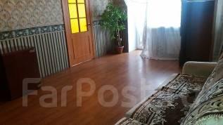 3-комнатная, улица Краснореченская 7. Индустриальный, частное лицо, 57 кв.м.