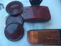Стёкла задних фонарей ГАЗ - 69