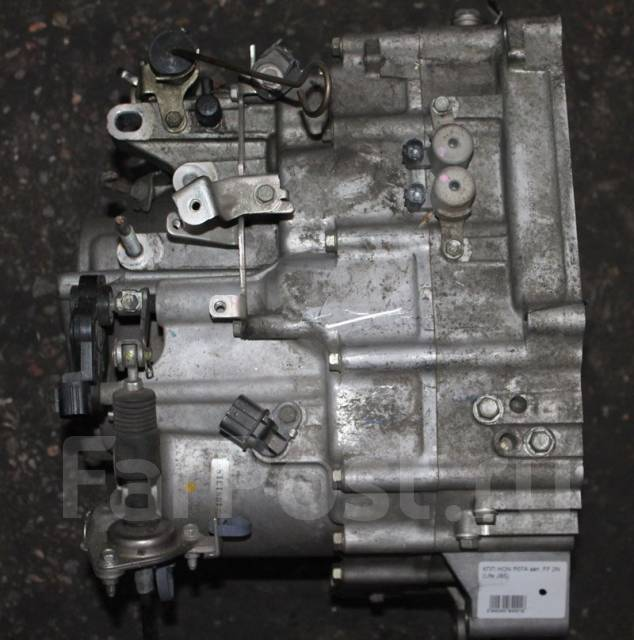 АКПП. Honda Life, JB5 Двигатель P07A