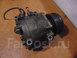 Компрессор кондиционера. Honda CR-V Двигатель B20B
