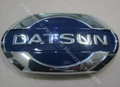 Эмблема решетки. Datsun mi-Do Datsun on-DO, 2195 Двигатели: BAZ21127, BAZ11186, BAZ11183