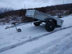 Экспедиция Стандарт Плюс, 2016. Продам отличный новый прицеп!, 750 кг.