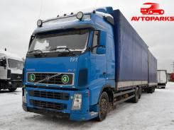 Volvo FH 12. Volvo FH12 + Schmitz ZPR18, 12 130 куб. см., 15 145 кг.