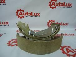 Колодка тормозная барабанная. Hyundai Trajet Hyundai Santa Fe Hyundai Tucson Kia Sportage