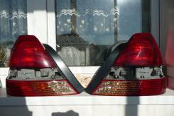 Стоп-сигнал. Toyota Mark II Wagon Blit, GX110, GX110W, GX115, GX115W, JZX110, JZX110W, JZX115, JZX115W Toyota Mark II, GX110, GX115, JZX110, JZX115 Дв...