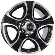 Toyota Land Cruiser Prado. 7.5x16, 6x139.70, ET10, ЦО 110,1мм.