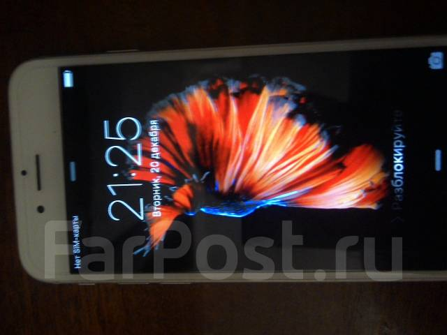 Apple iPhone 6s 16Gb. Б/у
