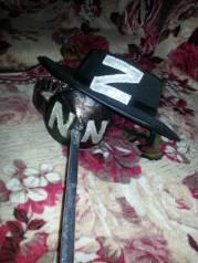 Шляпа и шпага Zorro