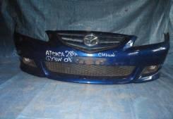 Бампер. Mazda Atenza, GGES, GG3S, GG3P, GY3W, GYEW, GGEP Двигатели: L3VE, LFDE, L3VDT, LFVE. Под заказ