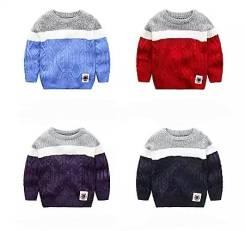 Пуловеры. Рост: 86-98, 98-104, 104-110, 110-116, 116-122, 122-128, 128-134 см. Под заказ