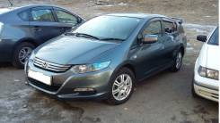Honda Insight. вариатор, передний, 1.3 (88 л.с.), бензин, 128 тыс. км, б/п