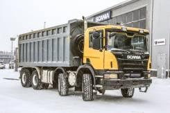 Scania P. Продам самосвал Scania Р400 8*4, 2013 года выпуска, 13 000 куб. см., 33 000 кг.