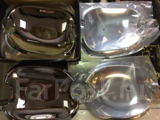 Накладка на ручку двери. Toyota Land Cruiser Prado, GRJ120, GRJ120W, KDJ120, KDJ120W, KZJ120, LJ120, RZJ120, RZJ120W, TRJ120, TRJ120W, VZJ120, VZJ120W