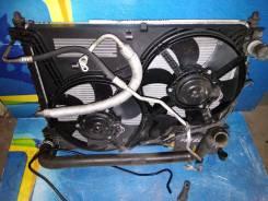 Вентилятор охлаждения радиатора. Land Rover Freelander