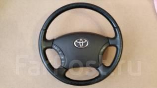 Руль. Toyota: Cresta, Avensis Verso, Avensis, Allion, Alphard, Crown, Aristo, Altezza, Hiace, Corolla, Camry, Land Cruiser Prado, Crown Majesta, Hilux...