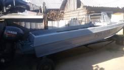 Казанка-5. Год: 2011 год, двигатель подвесной, 40,00л.с., бензин