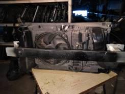 Вентилятор охлаждения радиатора. Peugeot 307 Citroen C4