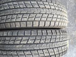 Dunlop. Зимние, без шипов, 2014 год, износ: 5%, 2 шт