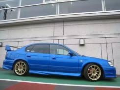 Порог пластиковый. Subaru Legacy, BHC, BES, BH5, BHE, BE5, BEE, BH9, BE9. Под заказ