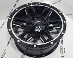 PDW Wheels. 9.0x20, 6x139.70, ET18, ЦО 110,1мм.