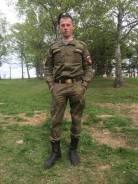 Военнослужащий по контракту. Среднее образование