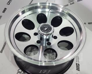 PDW Wheels. 9.0x18, 6x139.70, ET0, ЦО 108,1мм.