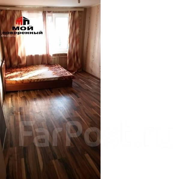 1-комнатная, улица Карбышева 28. БАМ, агентство, 35 кв.м. Интерьер