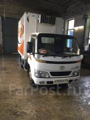 Toyota Toyoace. , 4 613 куб. см., 2 700 кг.