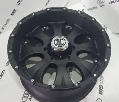 PDW Wheels. 9.0x18, 6x139.70, ET-12, ЦО 108,1мм.