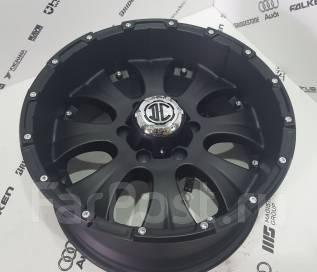 """PDW Wheels. 9.0x18"""", 6x139.70, ET12, ЦО 108,0мм."""
