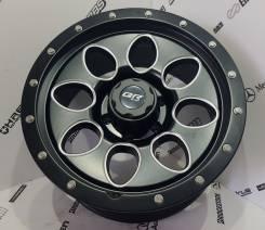 """PDW Wheels. 9.0x18"""", 6x139.70, ET-16, ЦО 108,0мм."""