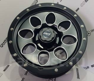 PDW Wheels. 9.0x18, 6x139.70, ET-16, ЦО 108,0мм.