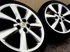 =Toyota-Crown-Athlete= R18 5x114 Japan + Dunlop 225-45-18 [VSE-4] 1937. 8.0x18 5x114.30 ET50