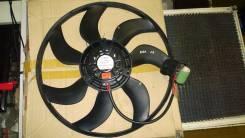 Вентилятор охлаждения радиатора. Chevrolet Cruze, J300
