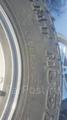 Продам комплект японских колес 285/75/16 LT на литье. 8.0x16 6x139.70 ET-30