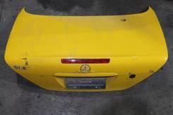 Крышка багажника. Mercedes-Benz