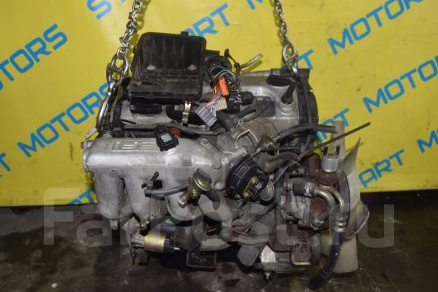 Двигатель в сборе. Toyota Cami, J100E, J100G Daihatsu Terios, J100G Двигатель HCEJ