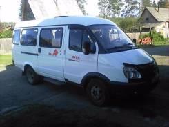 ГАЗ 322133. Продам пассажирскую ГАЗель, 2 400 куб. см., 13 мест