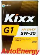 GS Oil. Вязкость 5W30, синтетическое