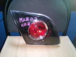 Вставка багажника. Mazda Axela Mazda Mazda3