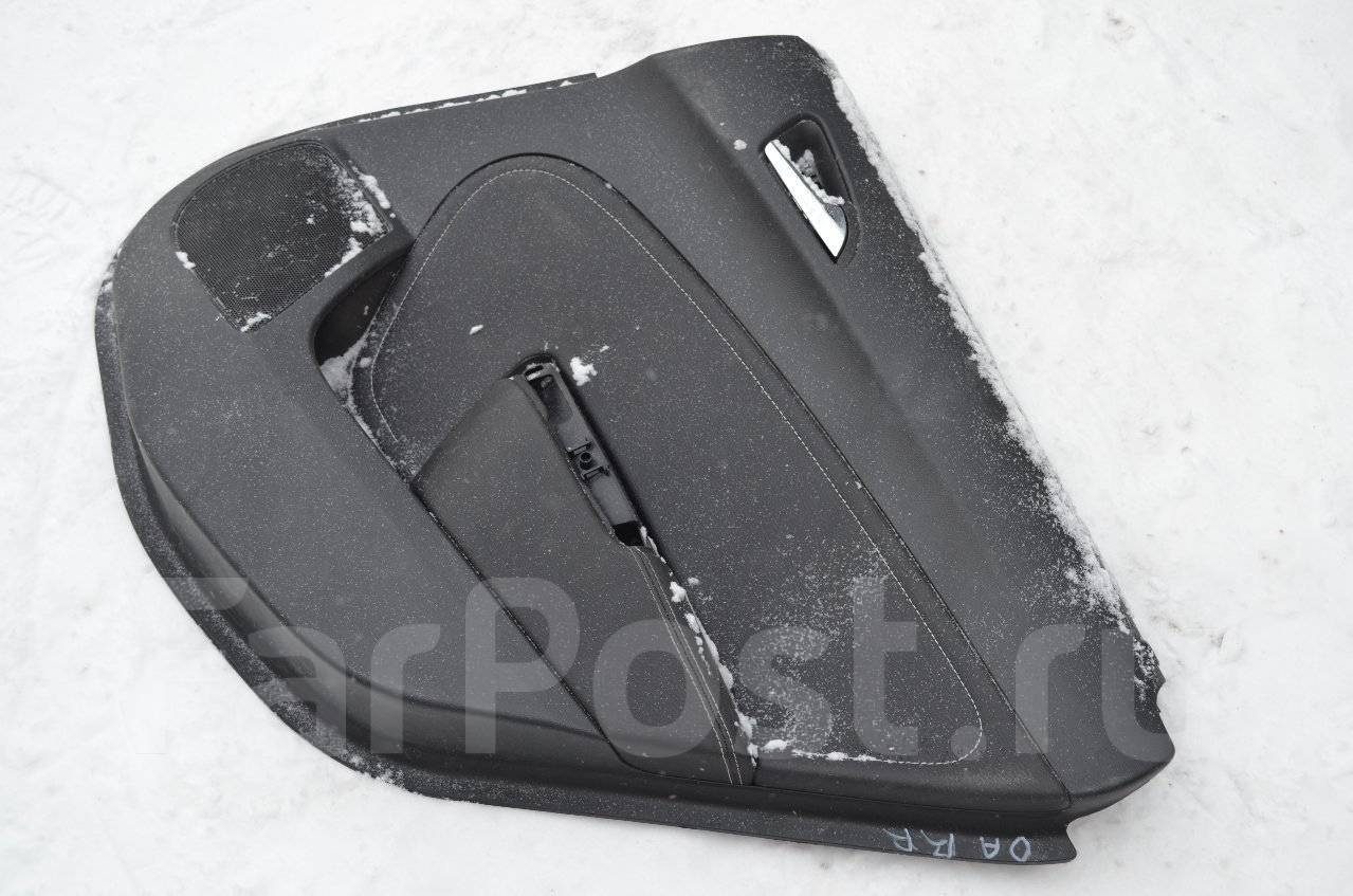 разборка двери багажника опель мокка инструкция