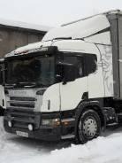 Scania P340LA 4x2 HNA New Griffin. Скания + п. прицеп., 10 640куб. см., 20 000кг., 4x2