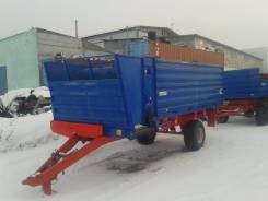 ПТС прицепы. Раздатчик кормов тракторный РКТ-10, 4 500 кг. Под заказ