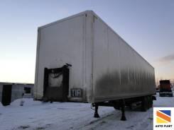Kogel. Полуприцеп SP24 цельнометаллический фургон, 28 800 кг.