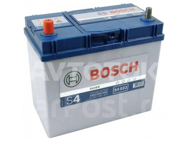 Bosch. 45 А.ч., производство Европа