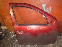 Дверь боковая. Renault Sandero Renault Duster. Под заказ