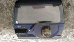 Дверь багажника. Toyota Land Cruiser Prado, RZJ95W Двигатель 3RZFE